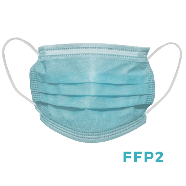 Masque chirurgical 3 plis FFP2