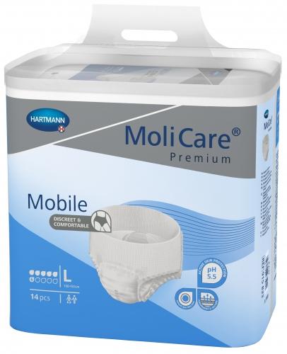 Molicare Premium Mobile 6 Gouttes taille l