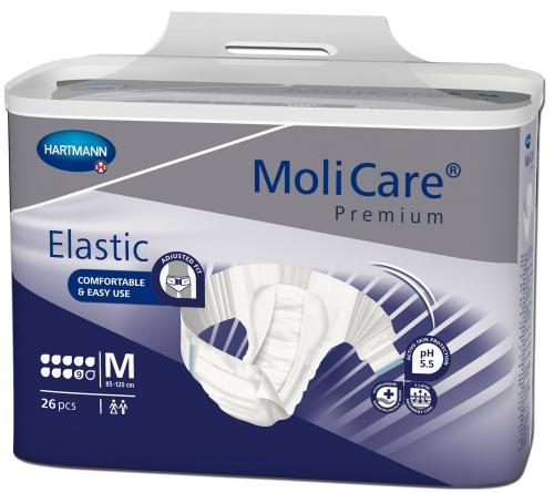 Molicare Premium Elastic 9 Gouttes HARTMANN – Change complet, couche élastique taille M